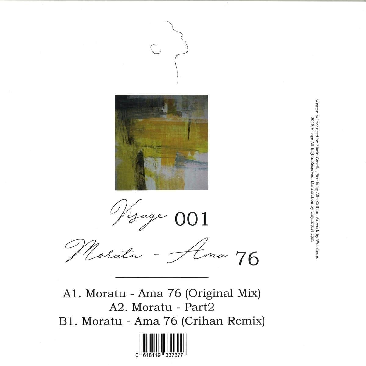 moratu - ama 76 ep [visage ltd] back