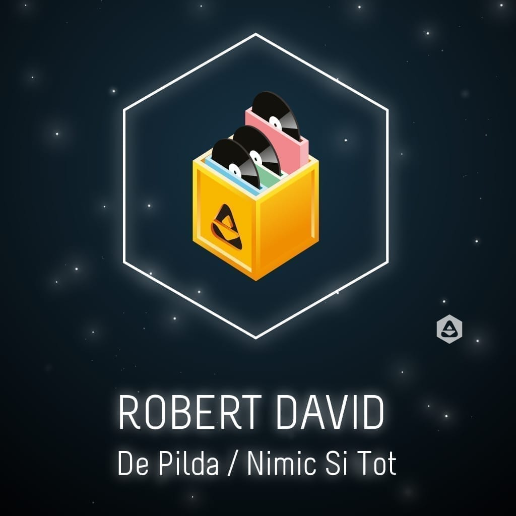 feeder sound exclusive premiere: Robert David - De Pilda / Nimic Si Tot