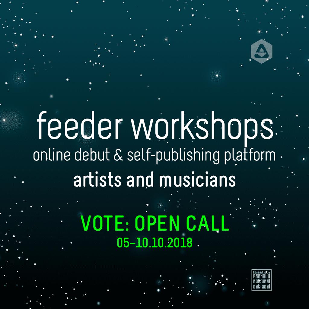 POLL: OPEN CALL feeder workshops