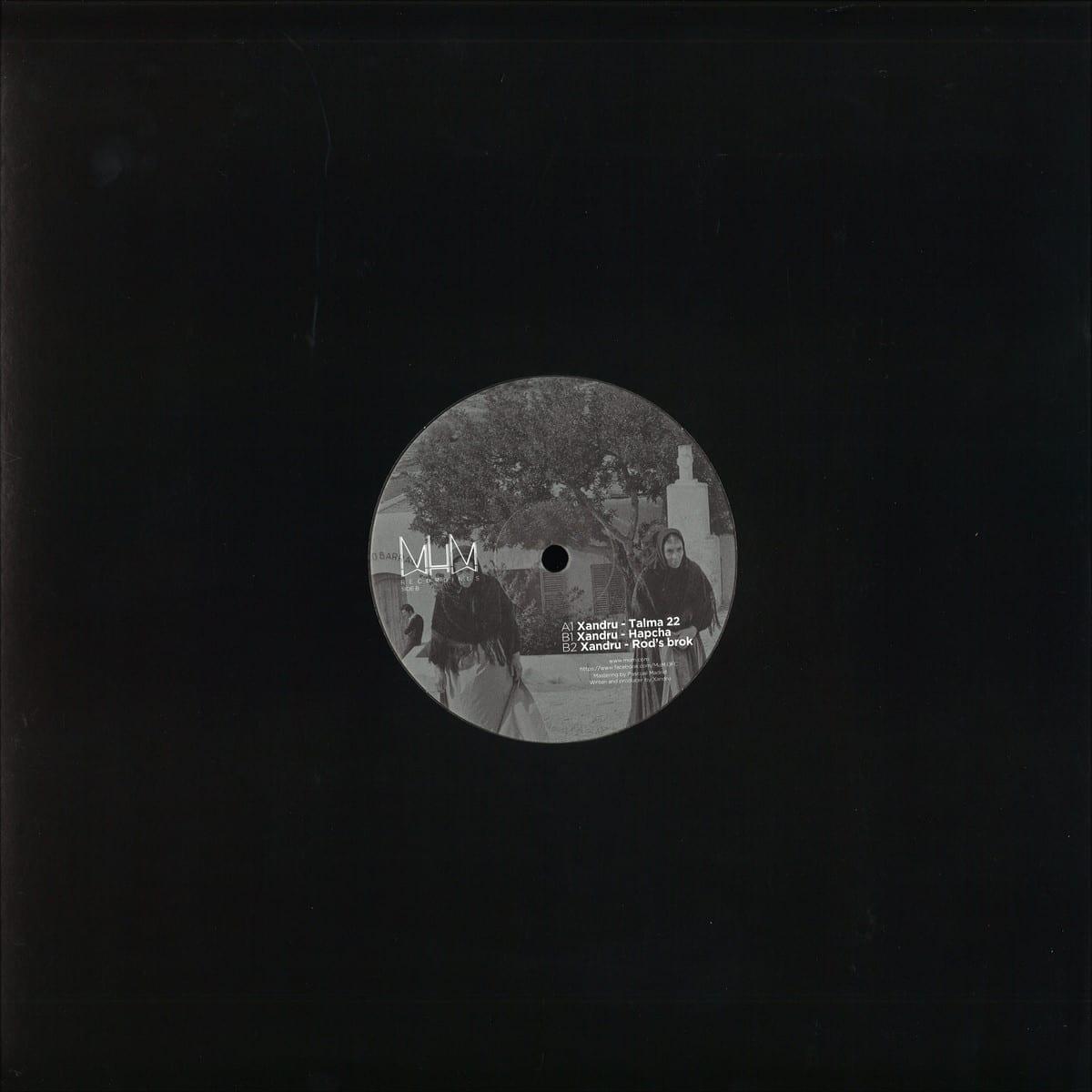 xandru - talma 22 ep [mum recordings] back