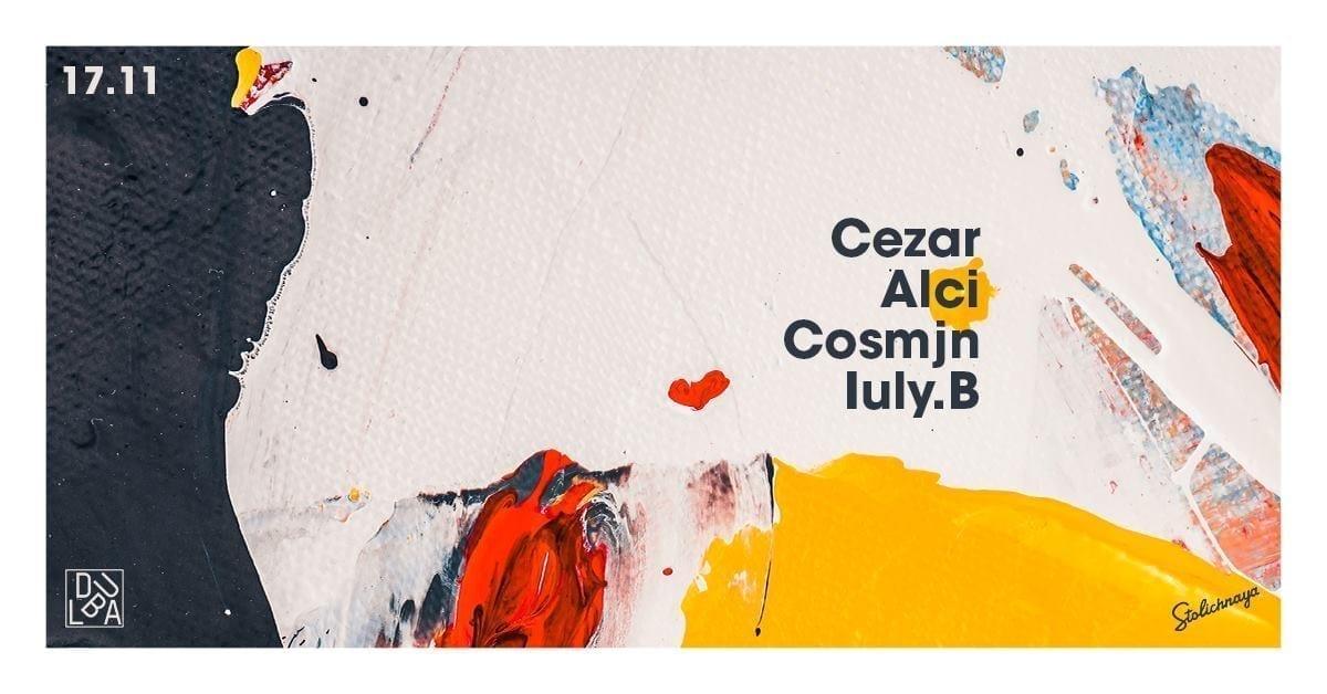 Dubla: Cezar / Alci / Cosmjn / Iuly.B