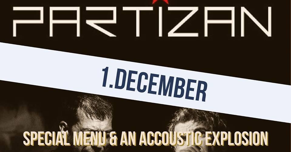Partizan Acoustic at Centru