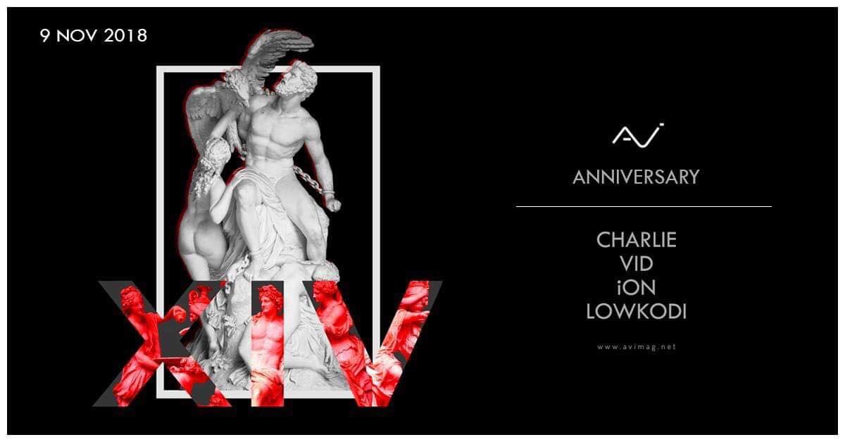 AVi anniversary XIV