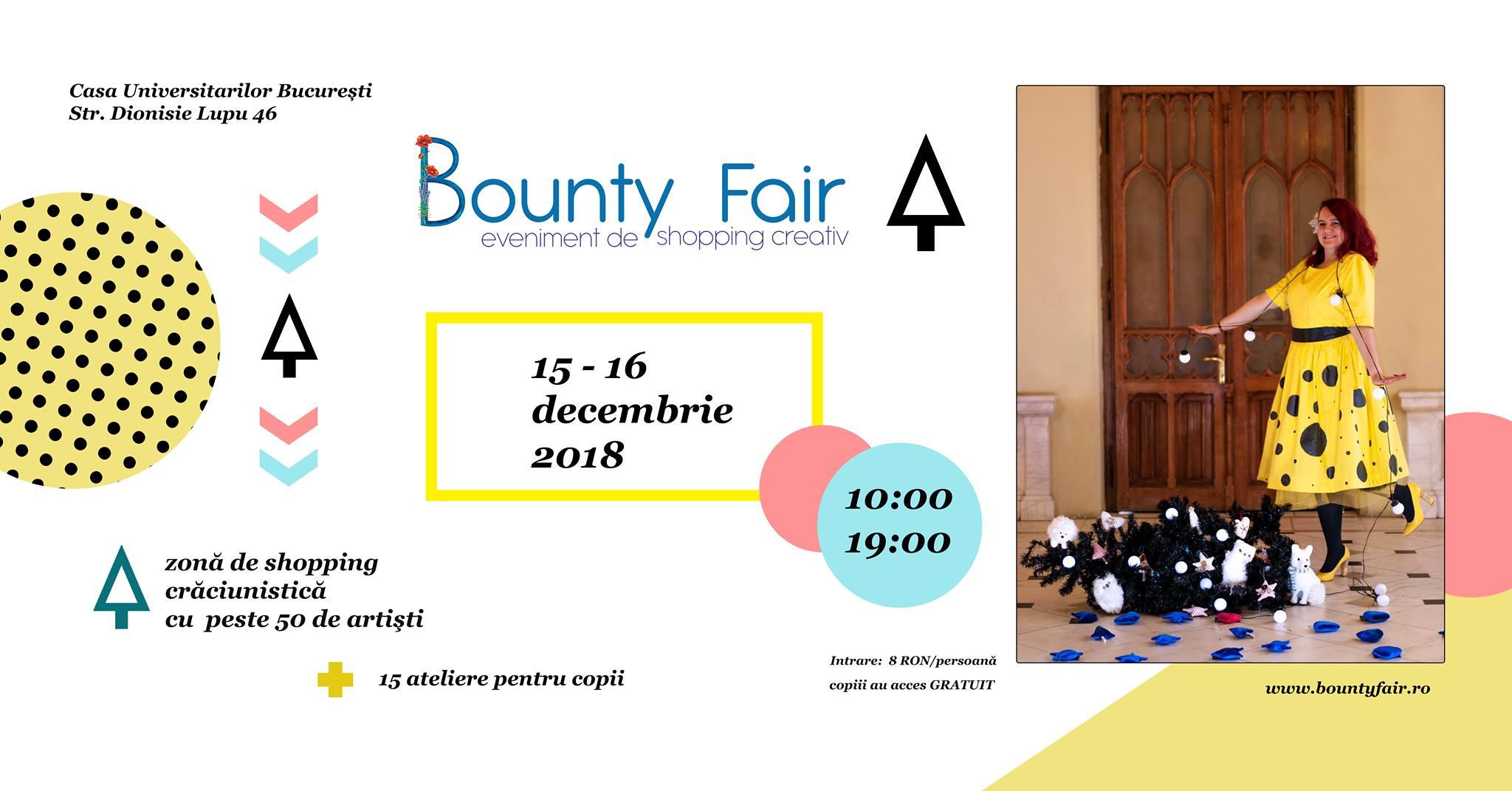 Bounty Fair #40 Ediție veselă de Crăciun