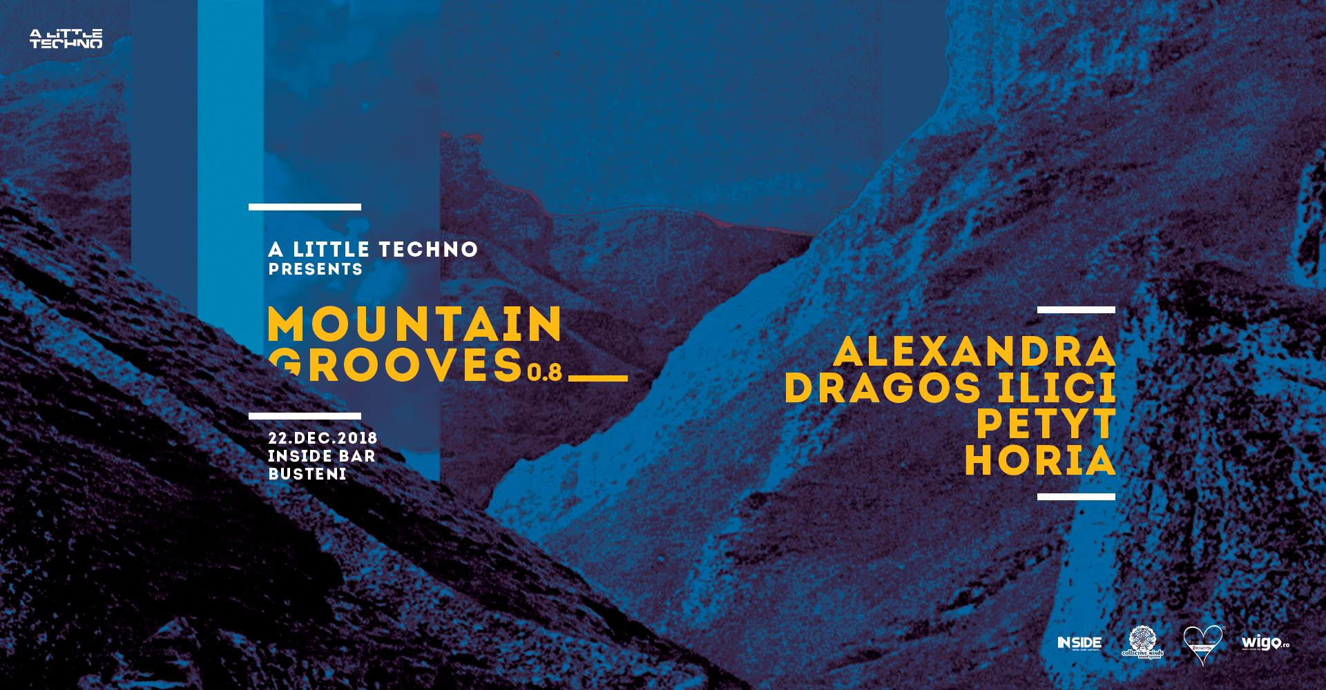 Mountain Grooves 008 Alexandra/ Dragos Ilici/ Horia/ Petyt
