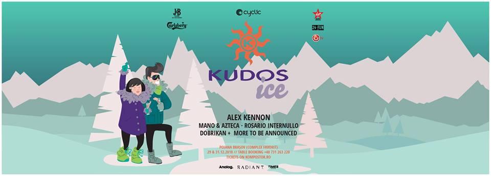Kudos Ice / Poiana Brasov NYE 2019