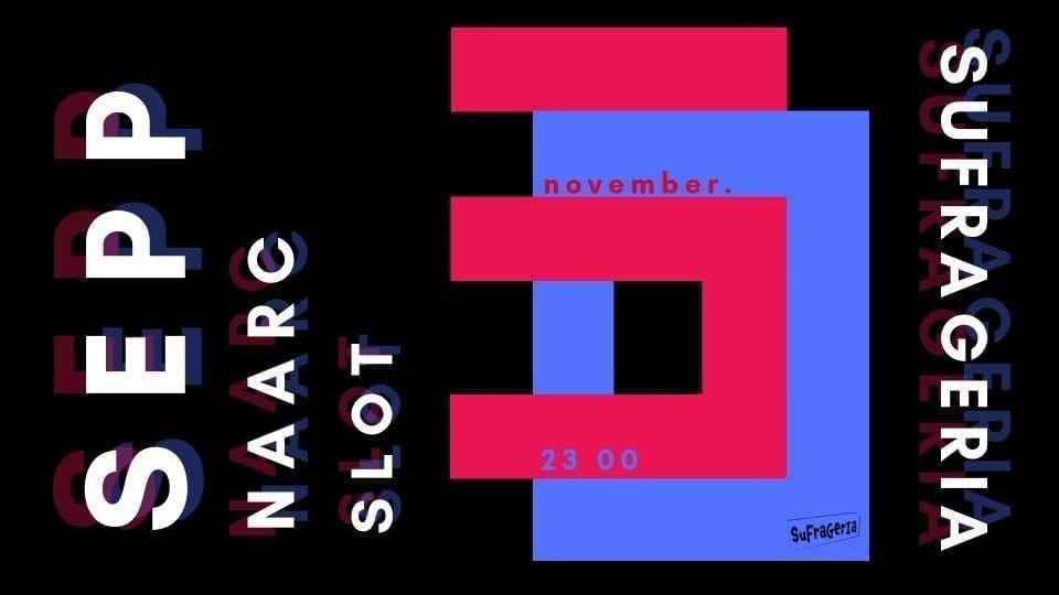 S. 30.11: Sepp/ Slot/ Naarc