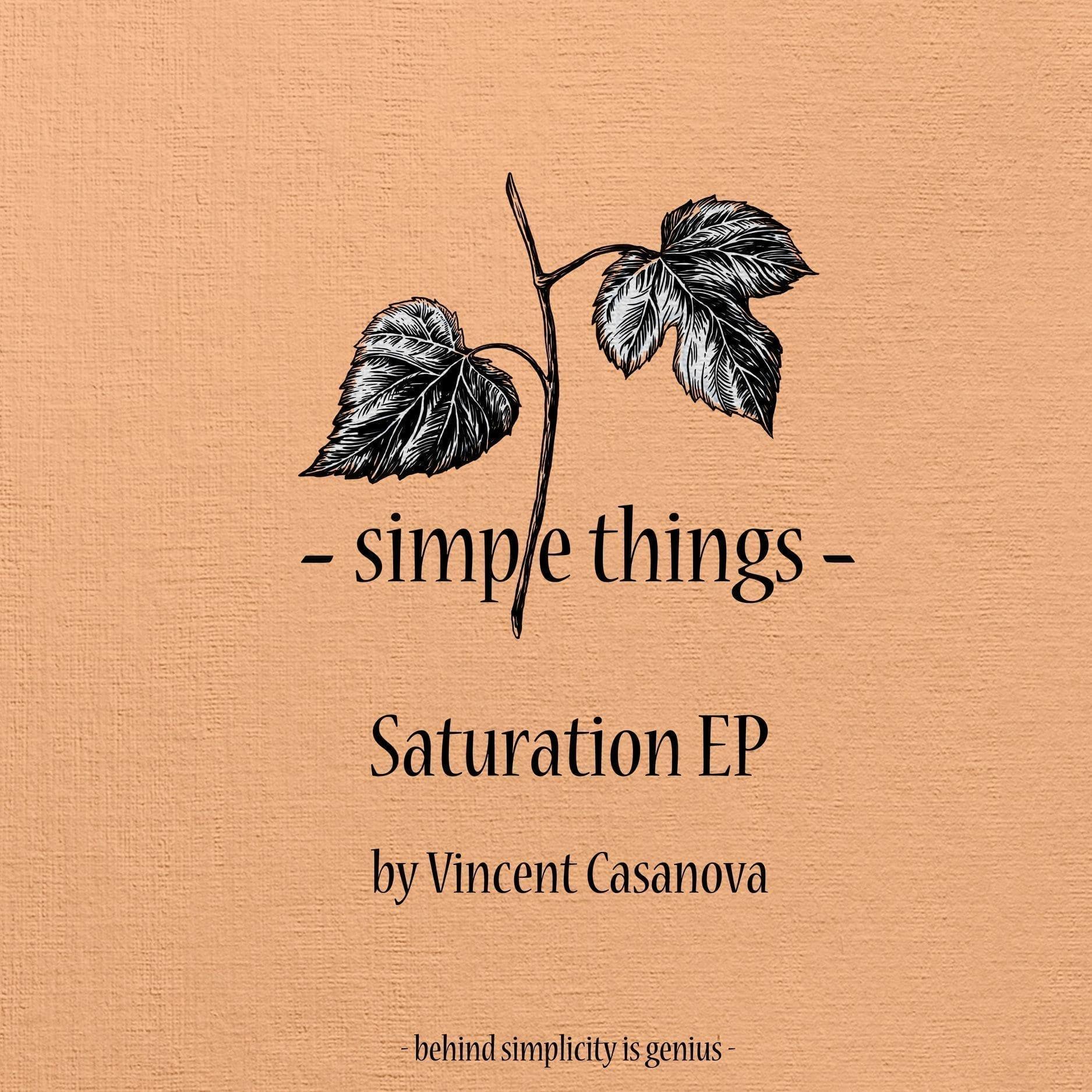 Vincent Casanova - Saturation EP