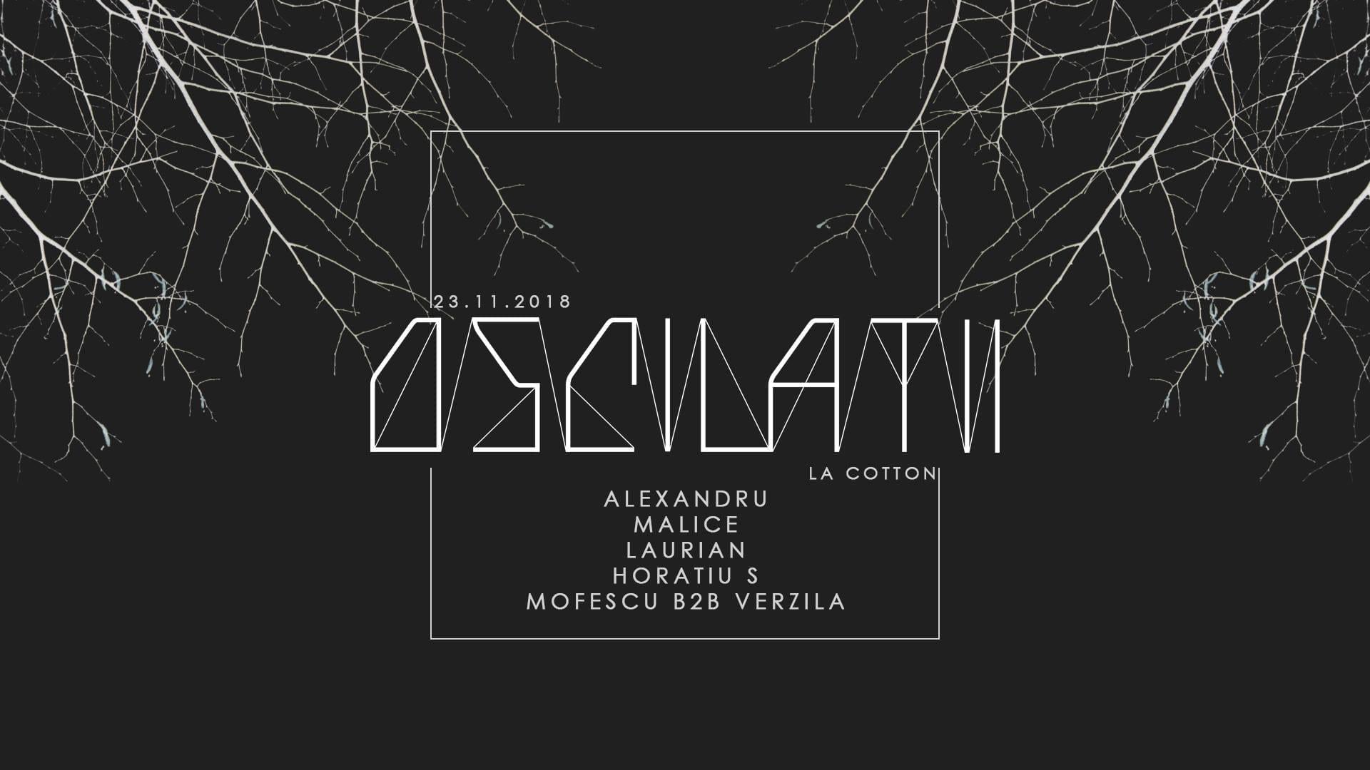Oscilatii La Cotton