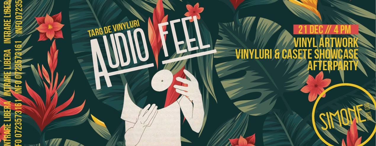 21 Decembrie / Audiofeel 01: Targ de Vinyl / Brasov