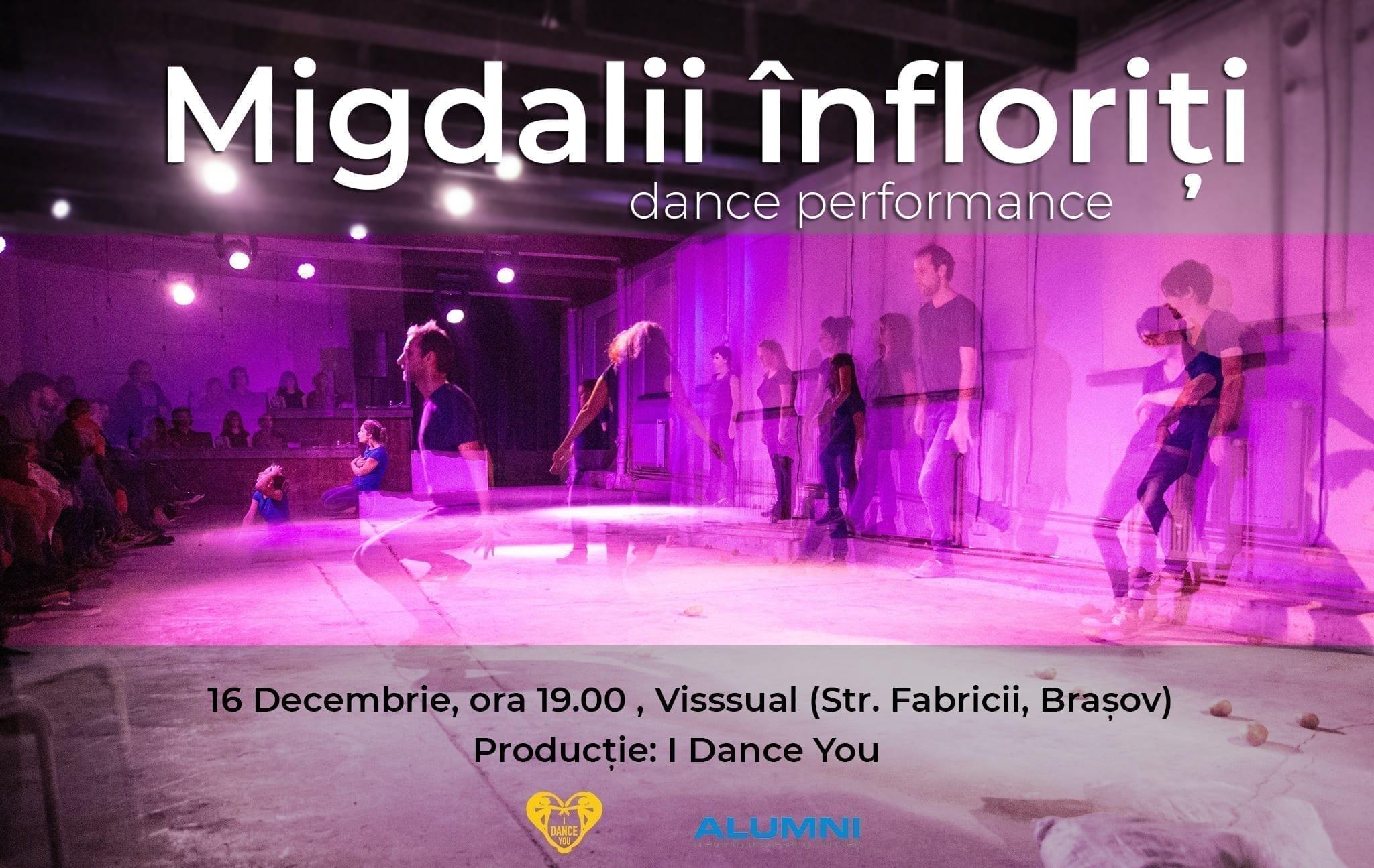 Migdalii Înfloriţi - Performance - Visssual
