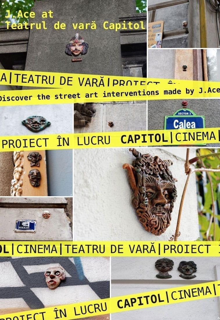 J.Ace at Cinema Teatrul de vară Capitol