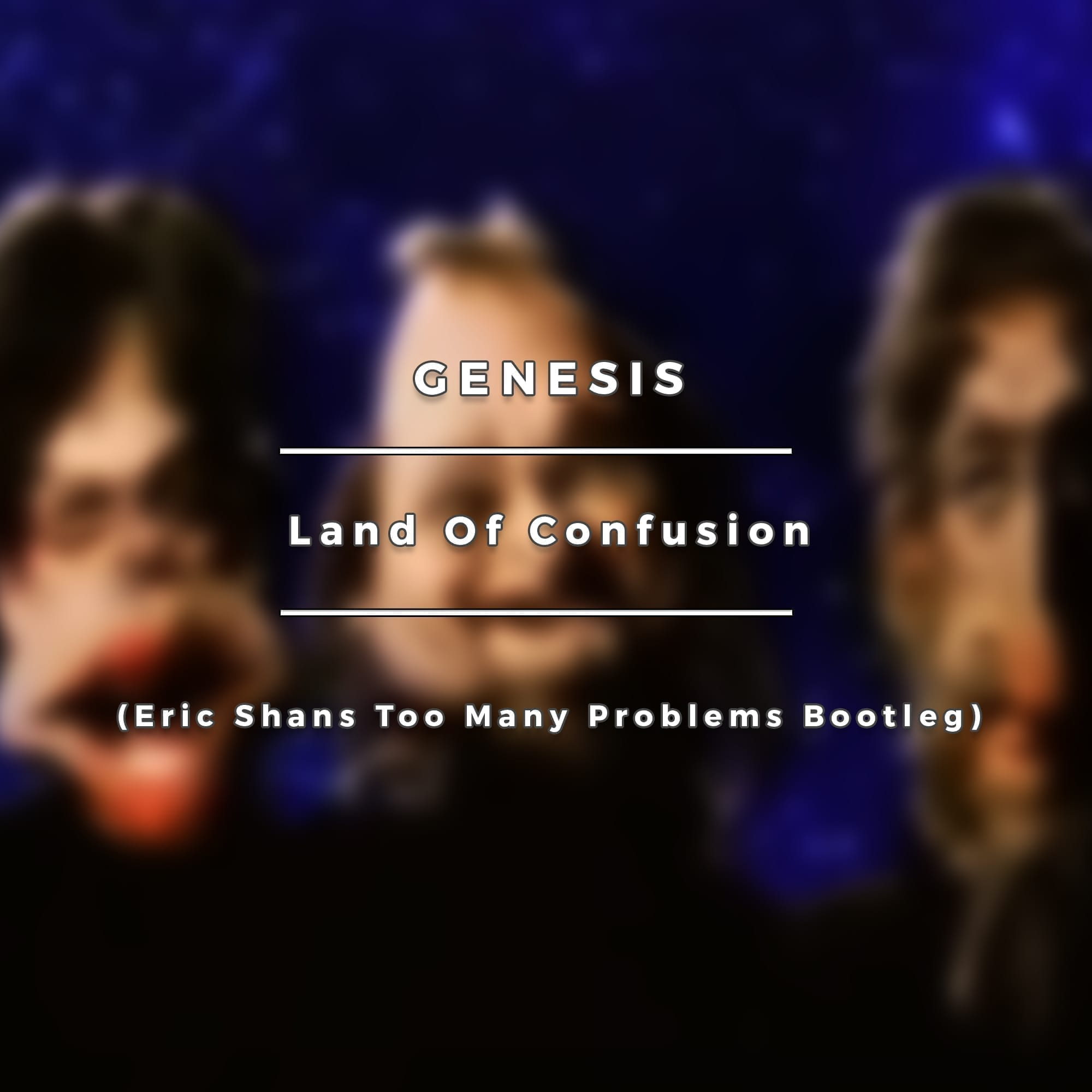 "Eric Shans comes up with a new amazing remix of ""Land Of Confusion"" by Genesis"