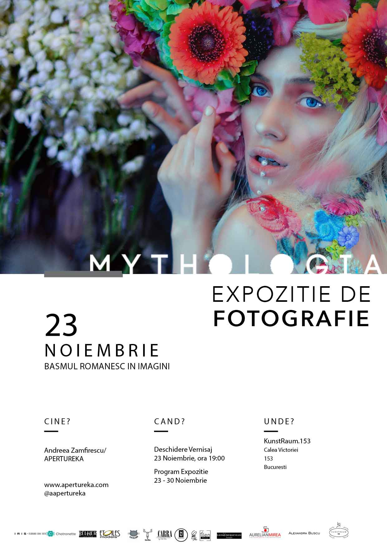 MYTHOLOGIA | Basmul Românesc În Imagini