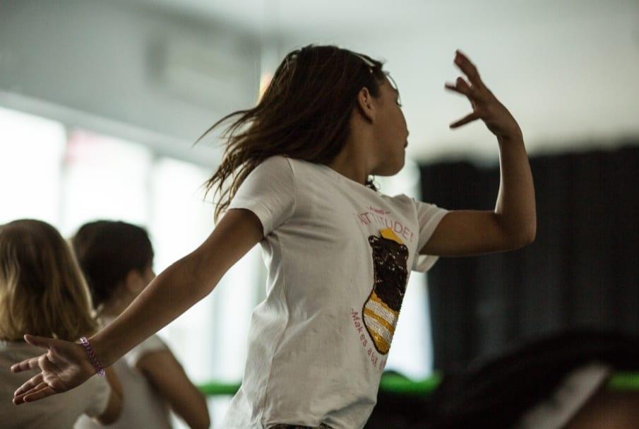 Începe cel de al doilea modul al Școlii performative pentru copii la CNDB