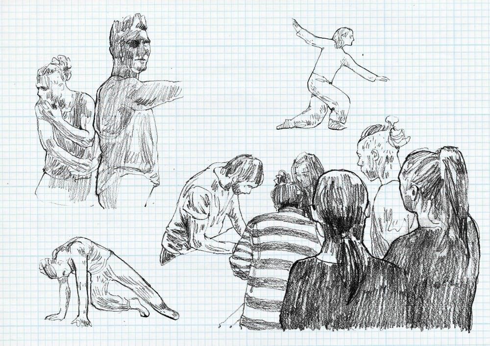 Diferit/asemănător fmr6 Ilustrație de Lucia Mărneanu