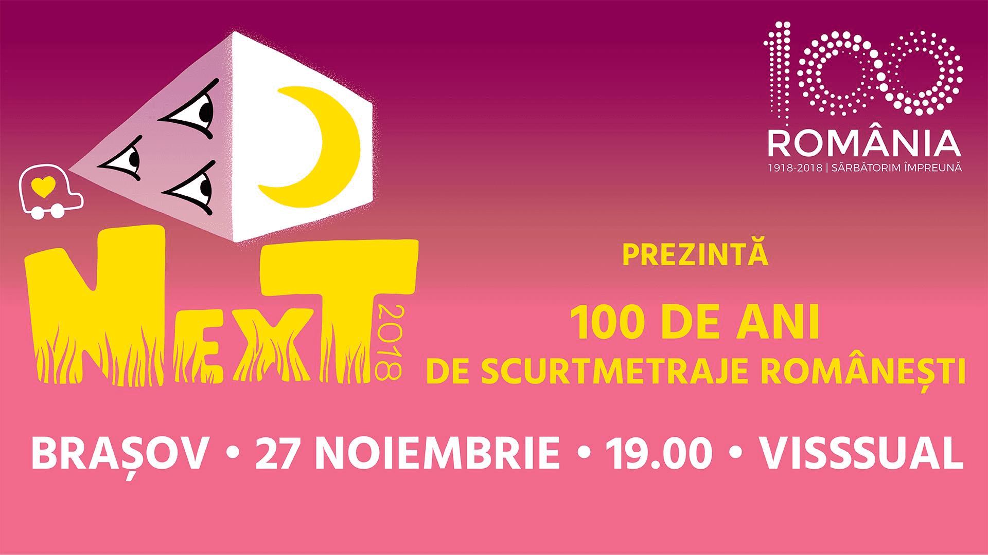 100 de ani de scurtmetraje românești @ Visssual