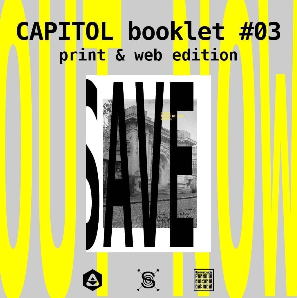 Răsfoiește online noul booklet CAPITOL #03