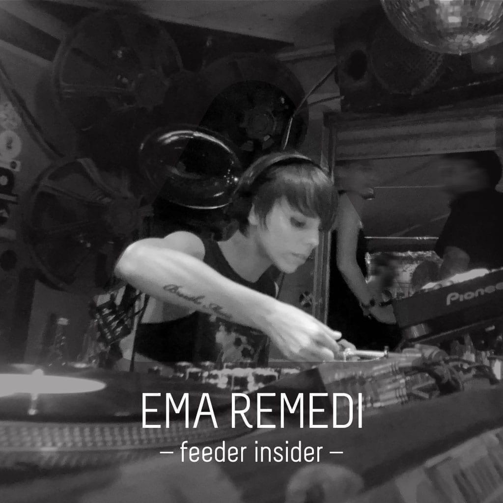 feeder insider interview with Ema Remedi
