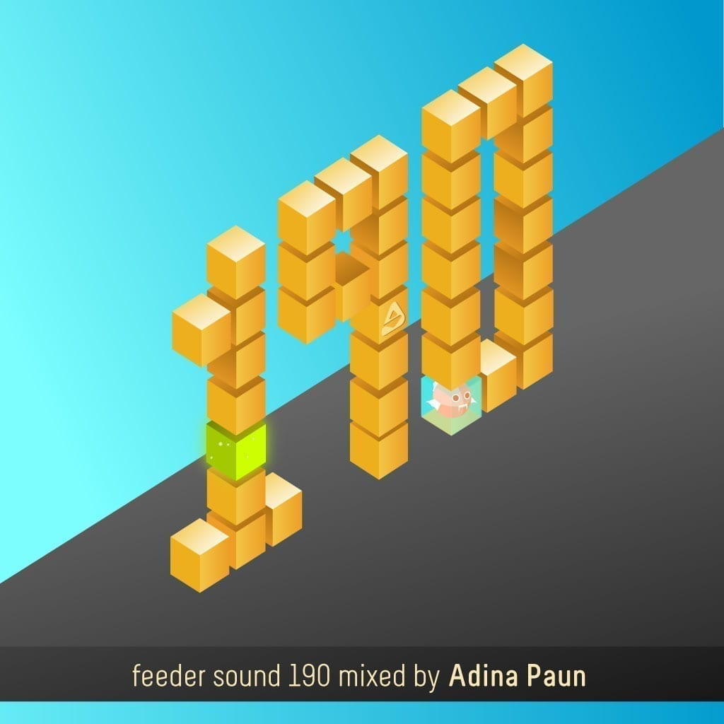 feeder sound 190 mixed by Adina Paun