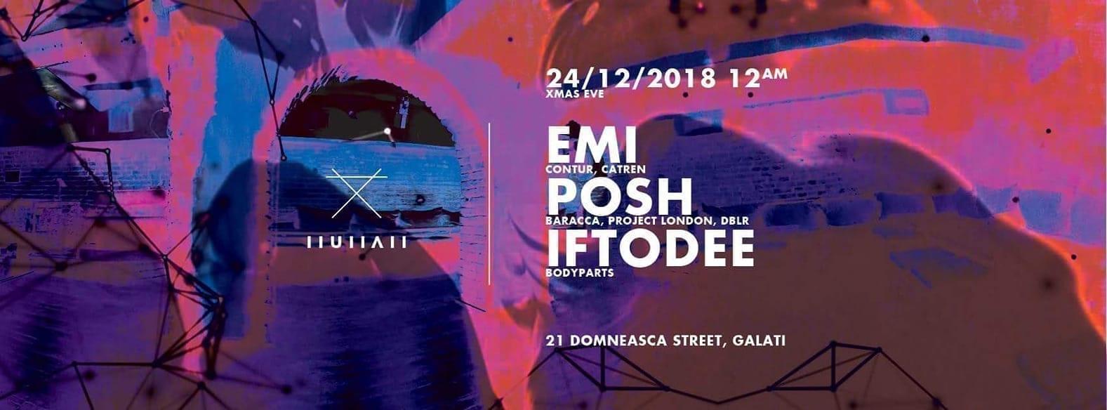 Human presents -XMASS EMI & POSH