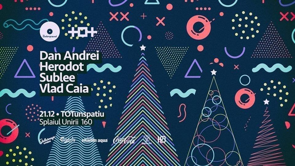 TOT un Crăciun w/ Herodot x Vlad Caia x Dan Andrei x Sublee