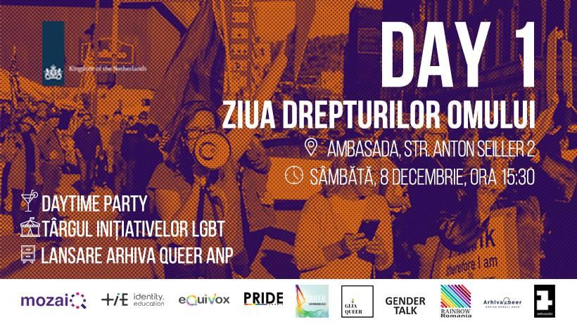 Day 1 - Ziua Drepturilor Omului la Timișoara