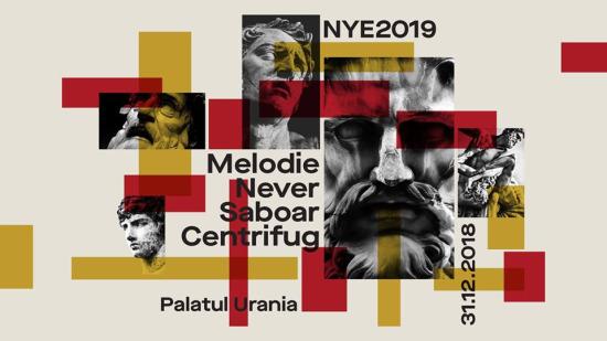NYE 2019 w/ Melodie x Never x Saboar x Centrifug