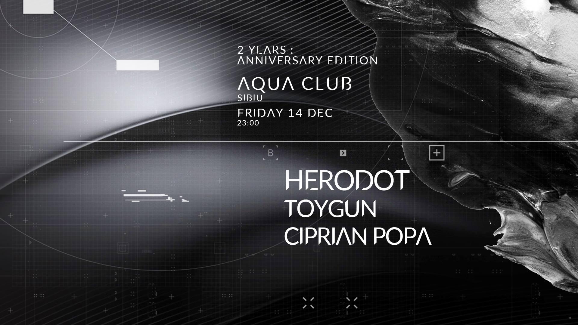 2 ani de Aqua club.: Herodot