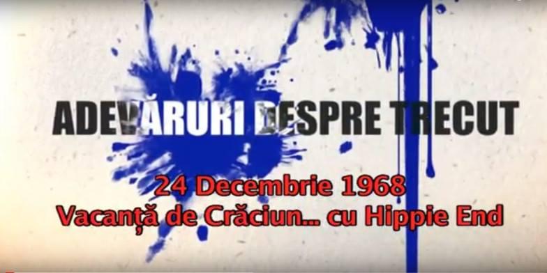 Protestele studențești de pe 24 decembrie 1968 - proiecție film