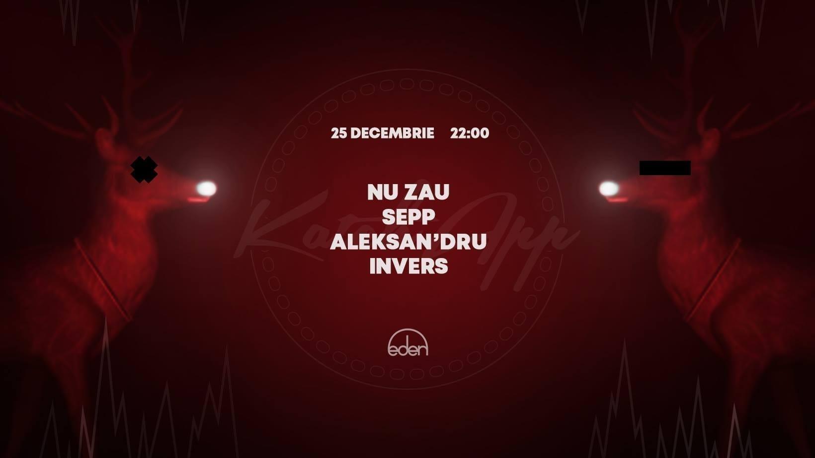A Christmas Carol w. Nu Zau / Sepp / Aleksan'dru / Invers