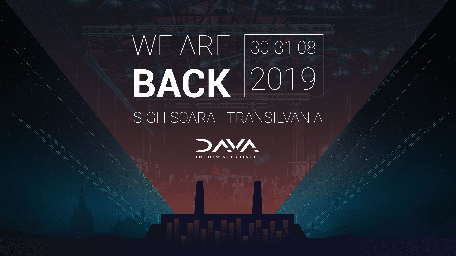 DAVA Festival 2019 @ Sighisoara