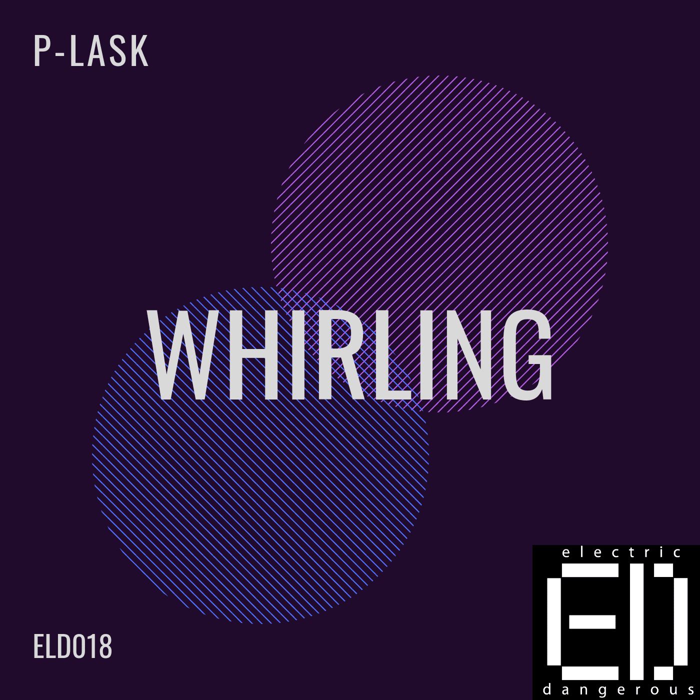"""P-LASK one final release before year's end, """"Whirling"""""""