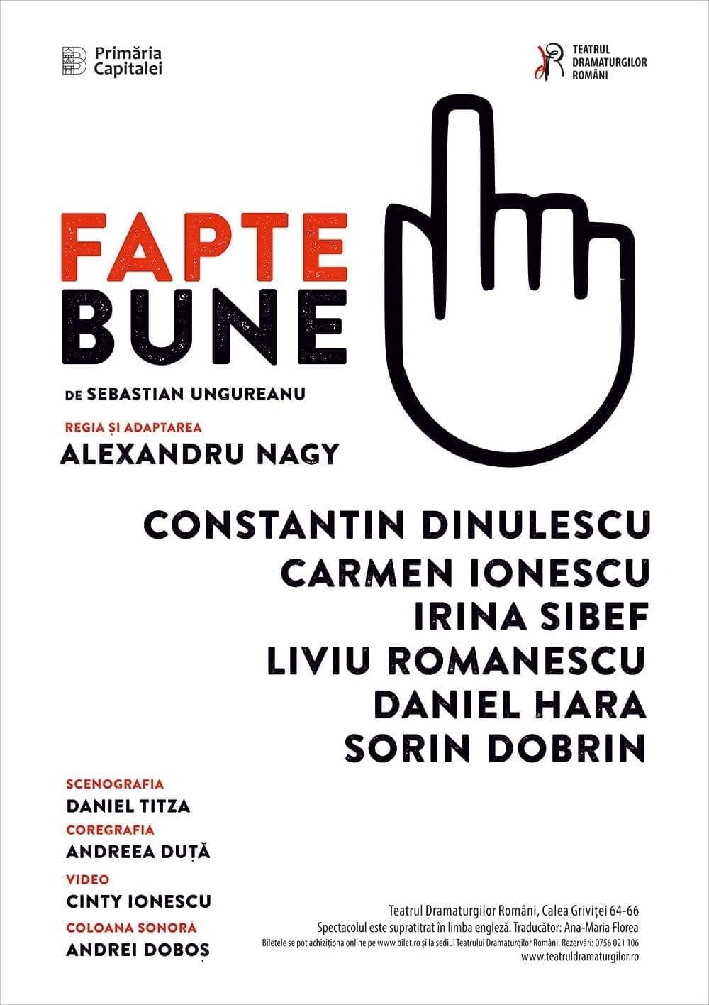 FAPTE BUNE