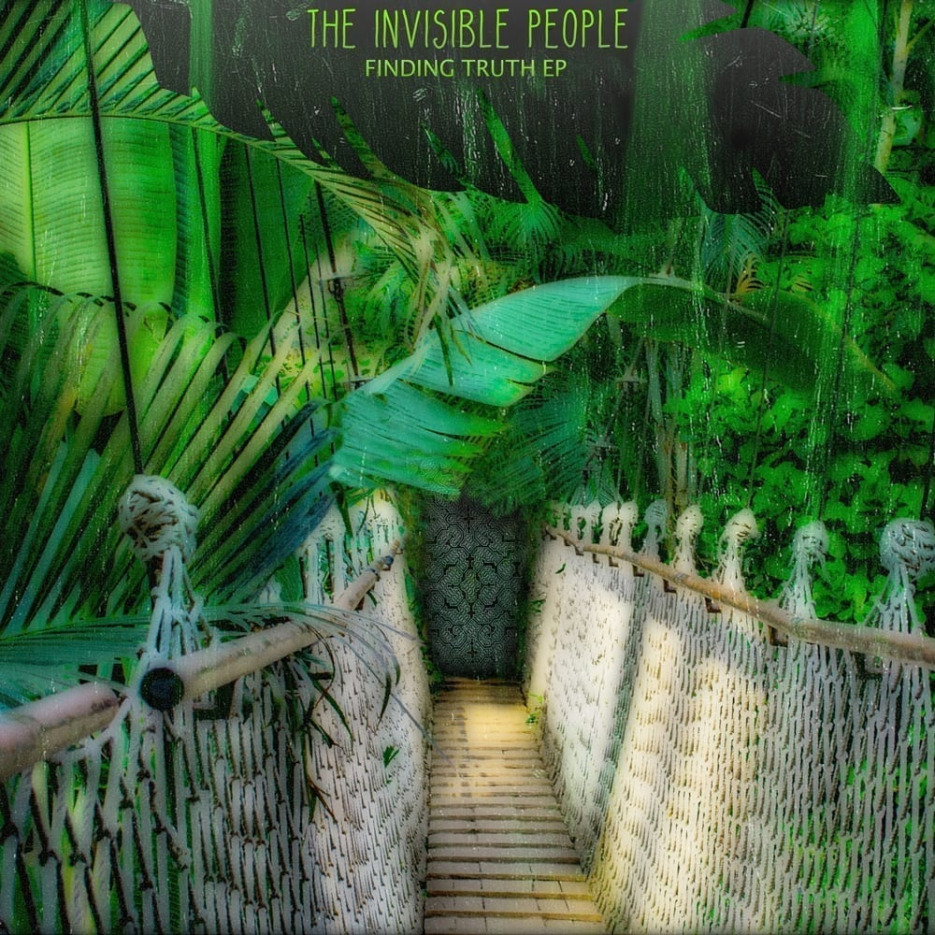"""The Invisible People (aka An-ten-nae) presents his new """"Finding Truth EP"""""""
