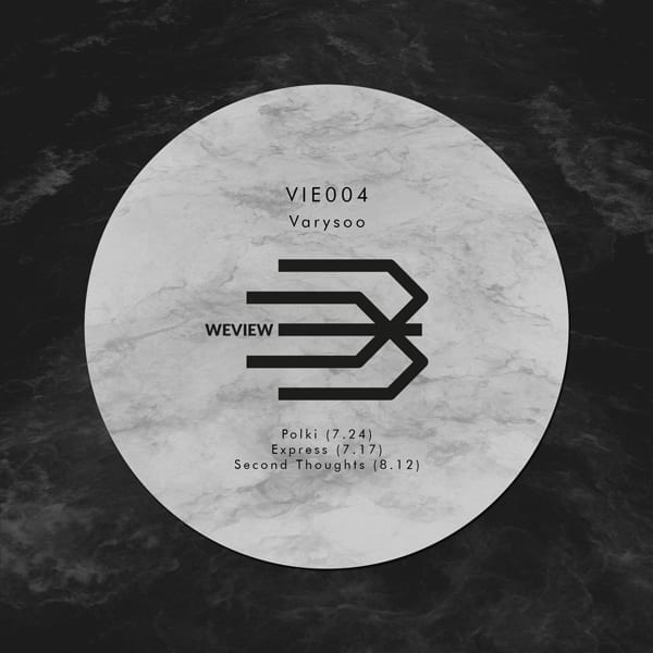 Weview presents Express EP by Varysoo
