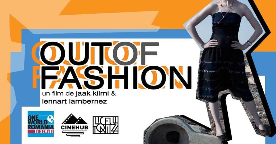 "Proiecție de film: ""Out of fashion"" (2015)"