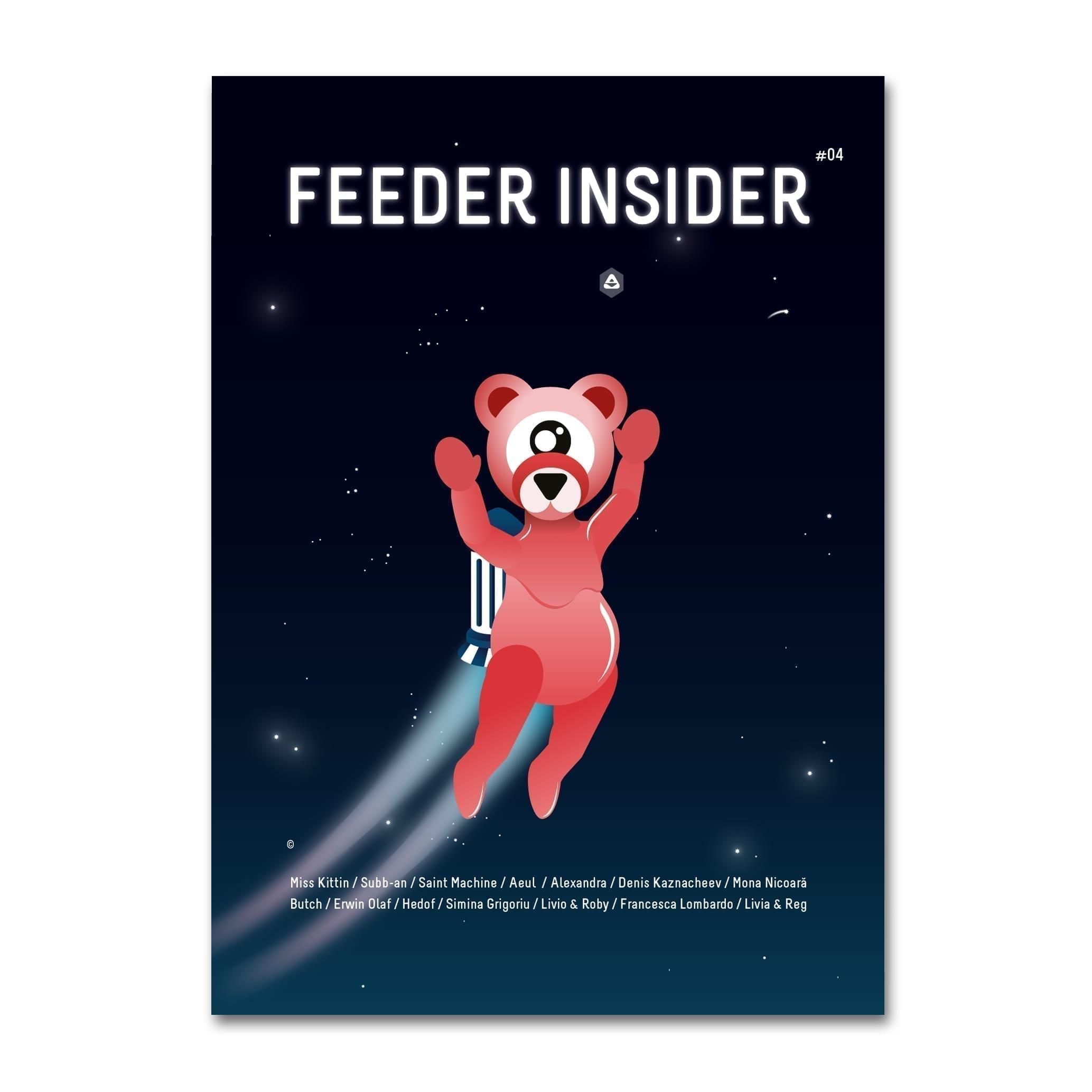 feeder insider e-book #04