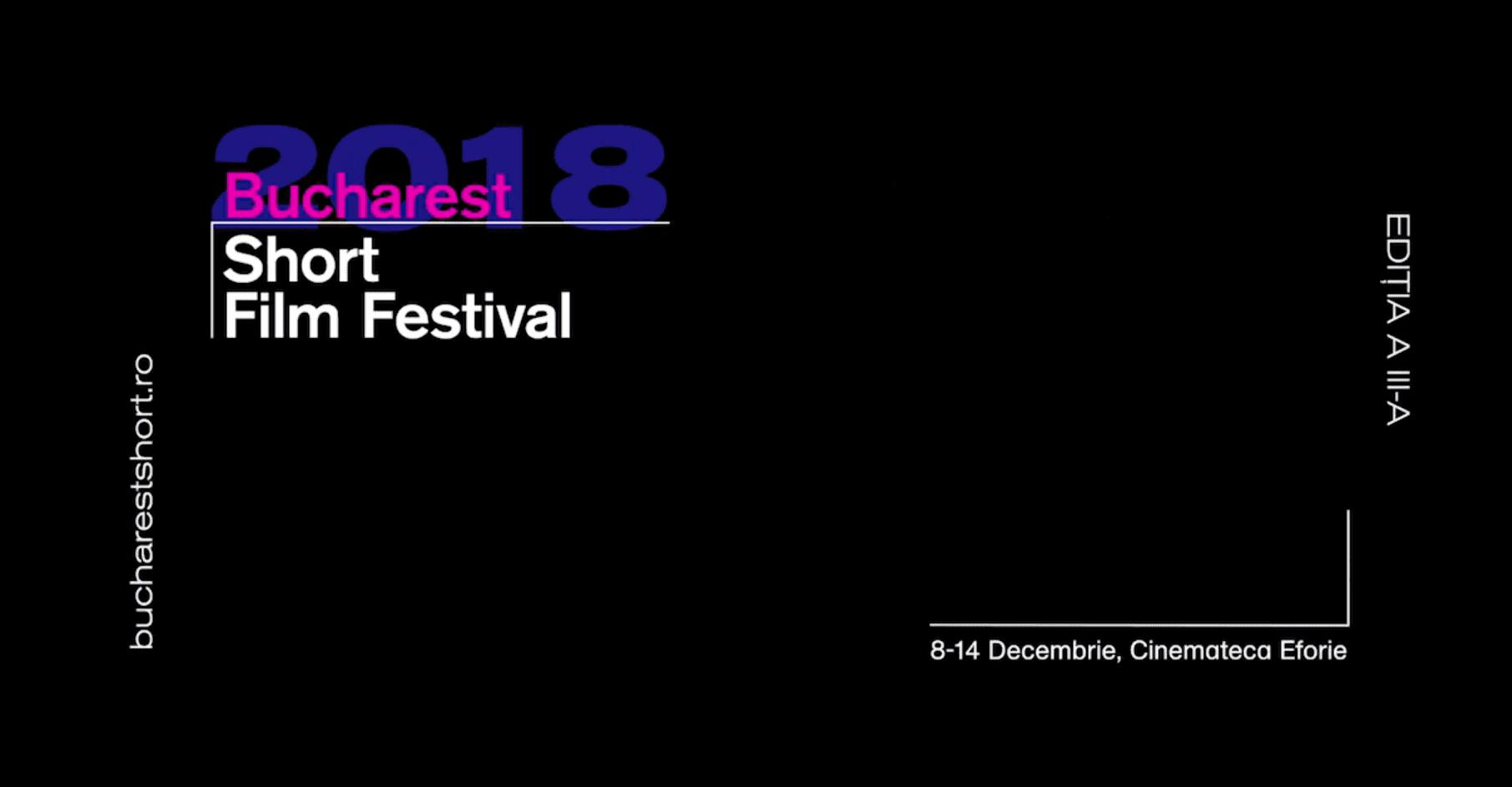 Bucharest Short Film Festival 2018