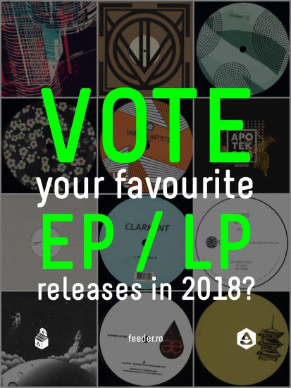 vote your favourite EP LP releases in 2018