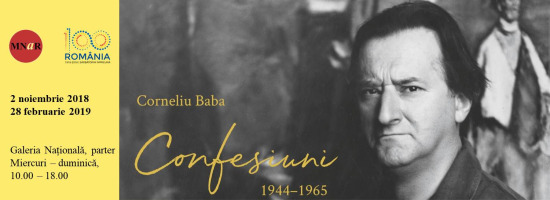 Corneliu Baba. Confesiuni. 1944 - 1965