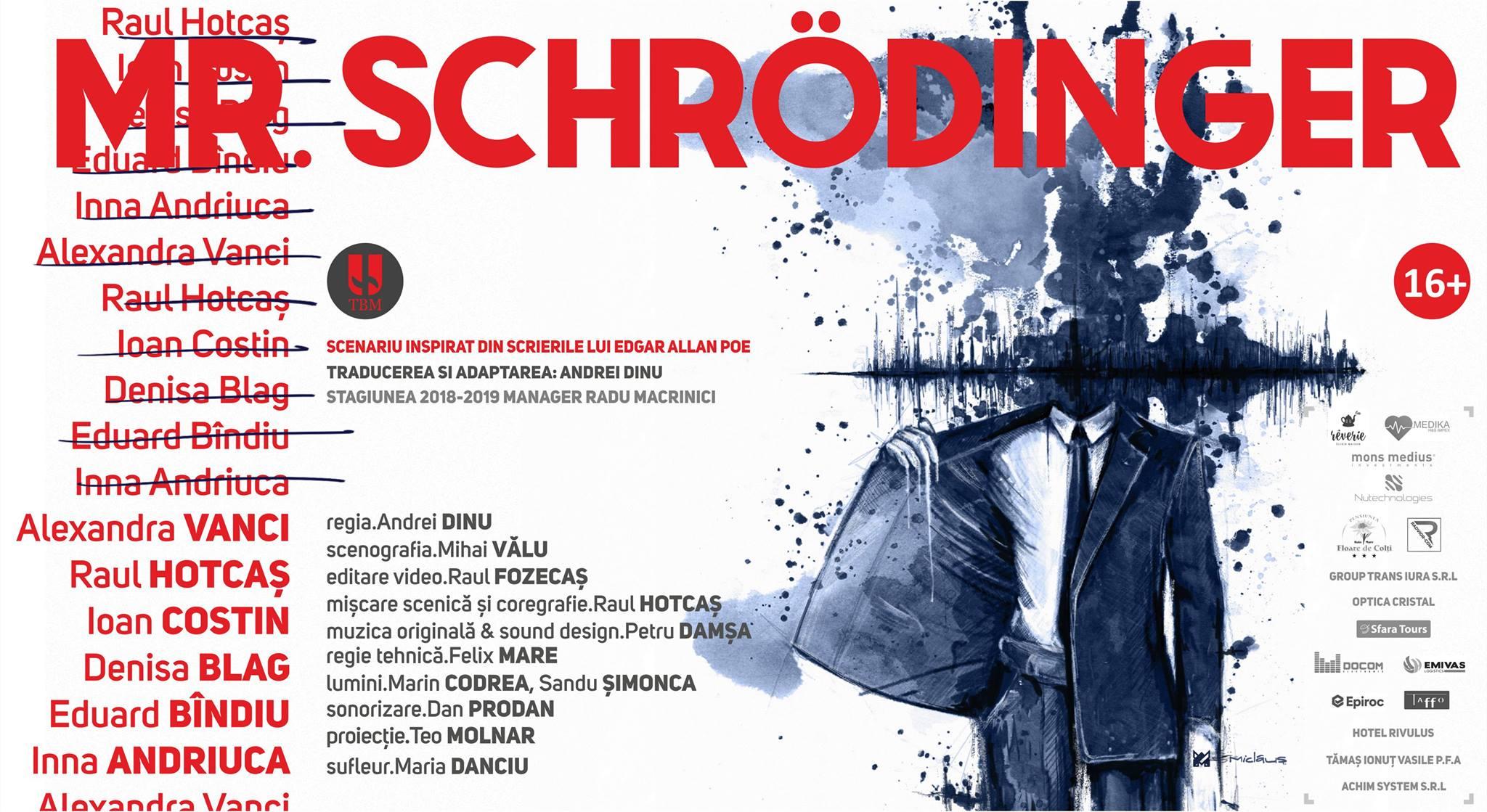 Mr. Schrödinger