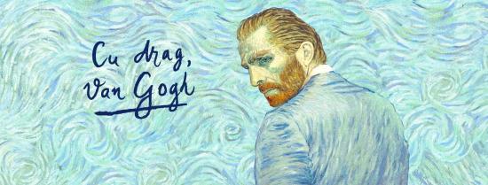 Cu drag, Van Gogh la Cinema Elvire Popesco