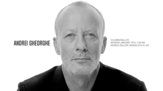 Andrei Gheorghe - Celebrating Life