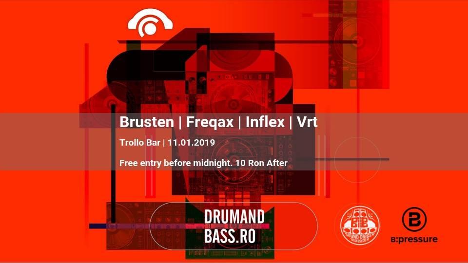 B:pressure January: DrumAndBass.ro