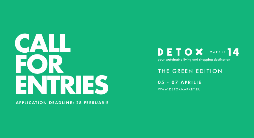 Detox+Market 14. The Green Edition