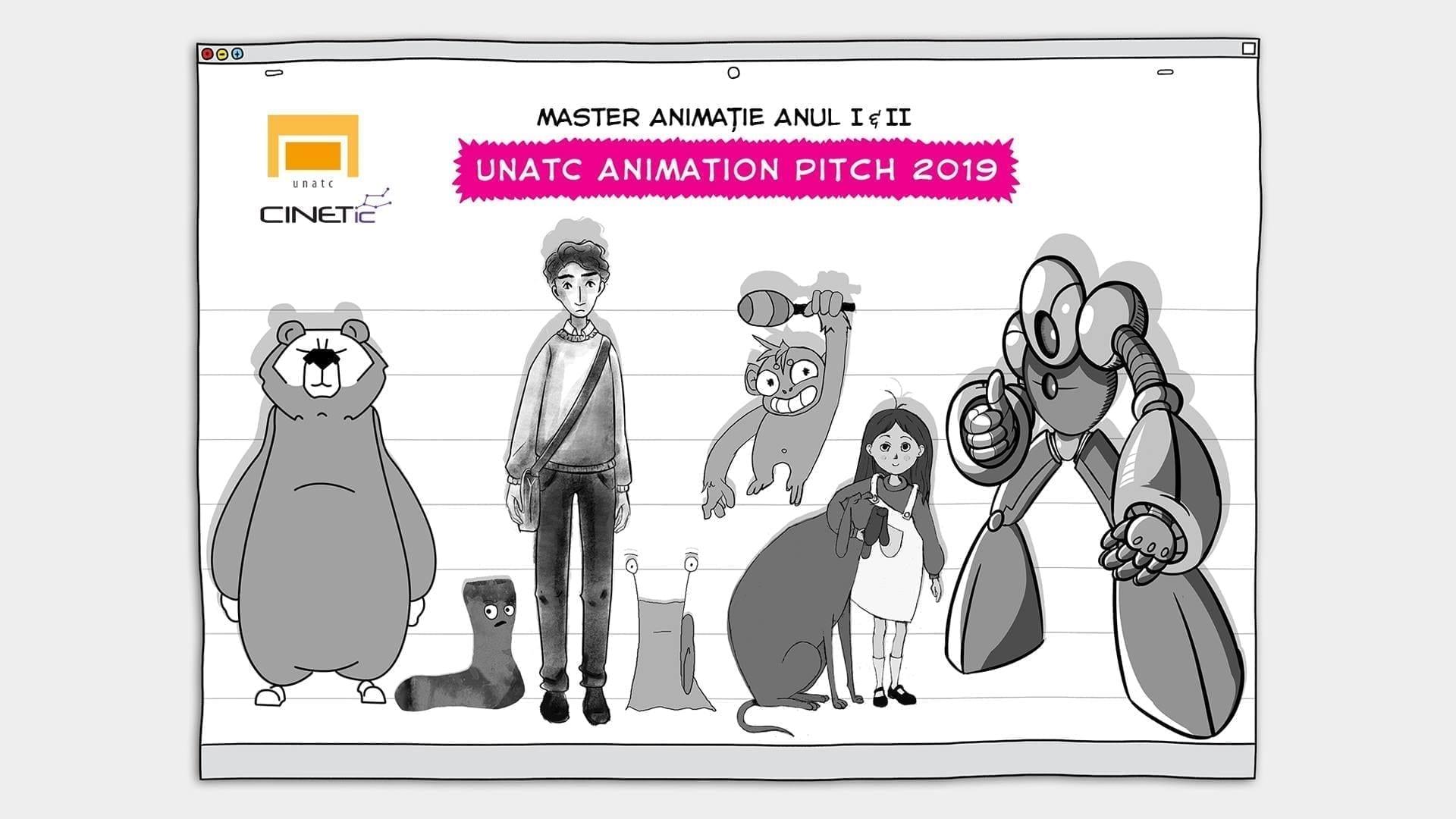 UNATC Animation Pitch 2019