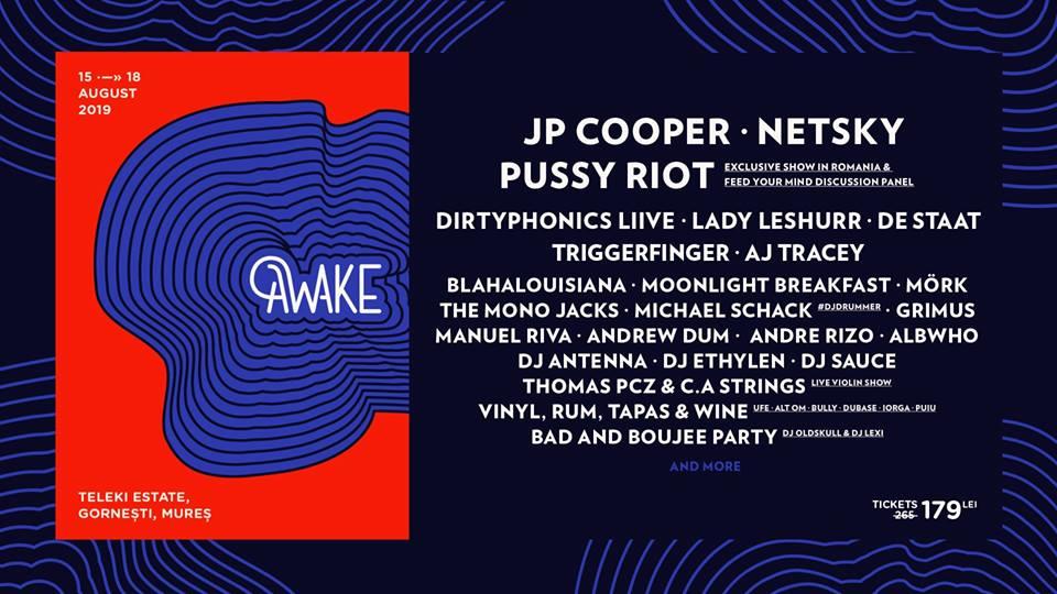 AWAKE Festival 2019