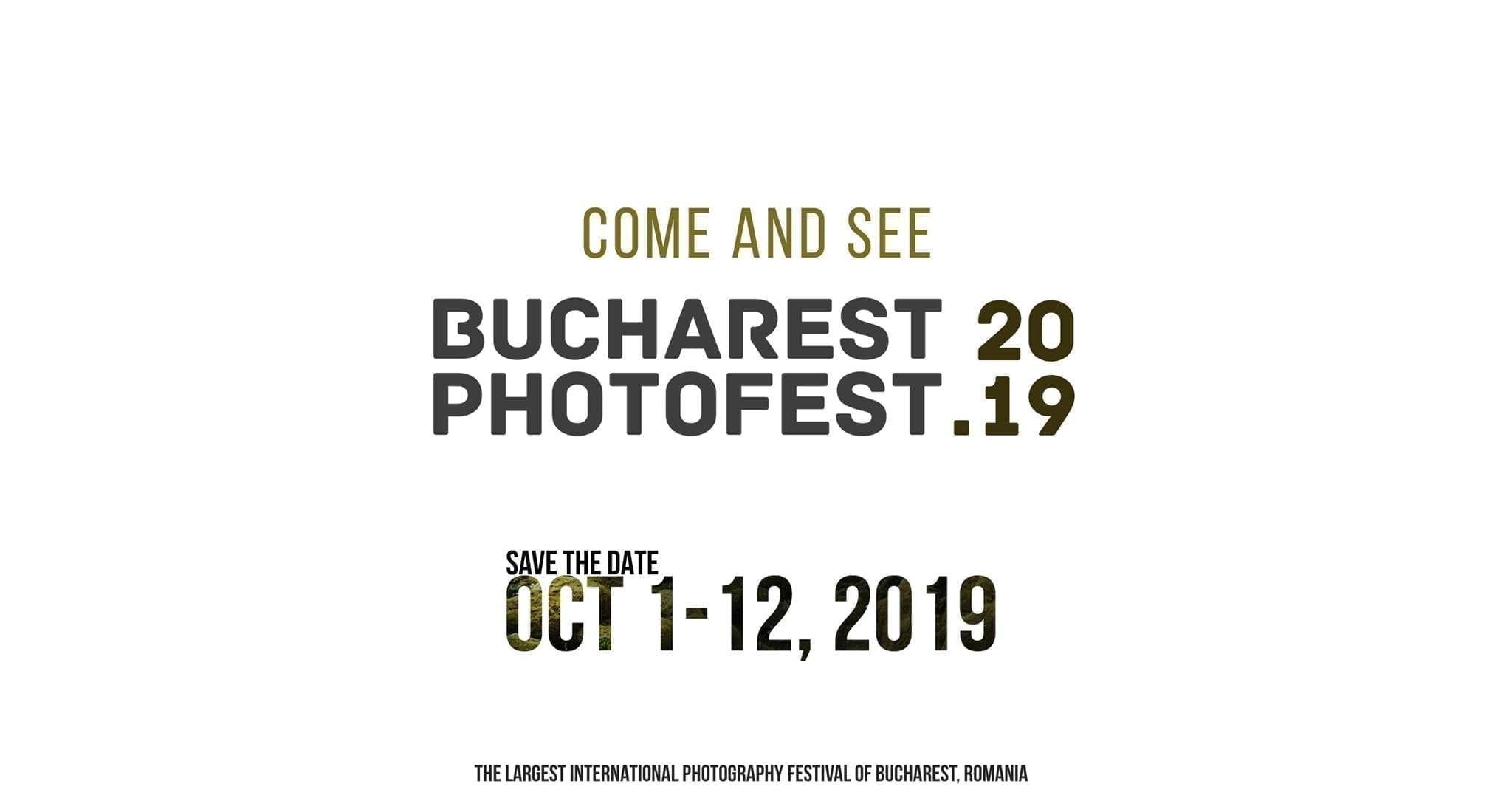 Bucharest Photofest.2019