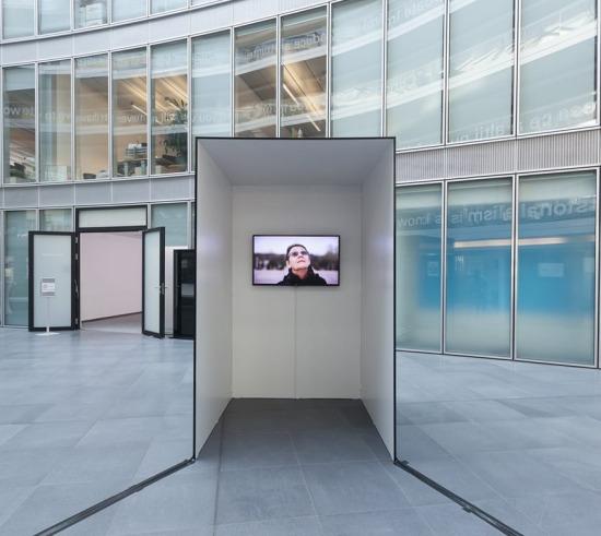 Cum privim lucrurile Triptic-instalaţie la Atelier 030202